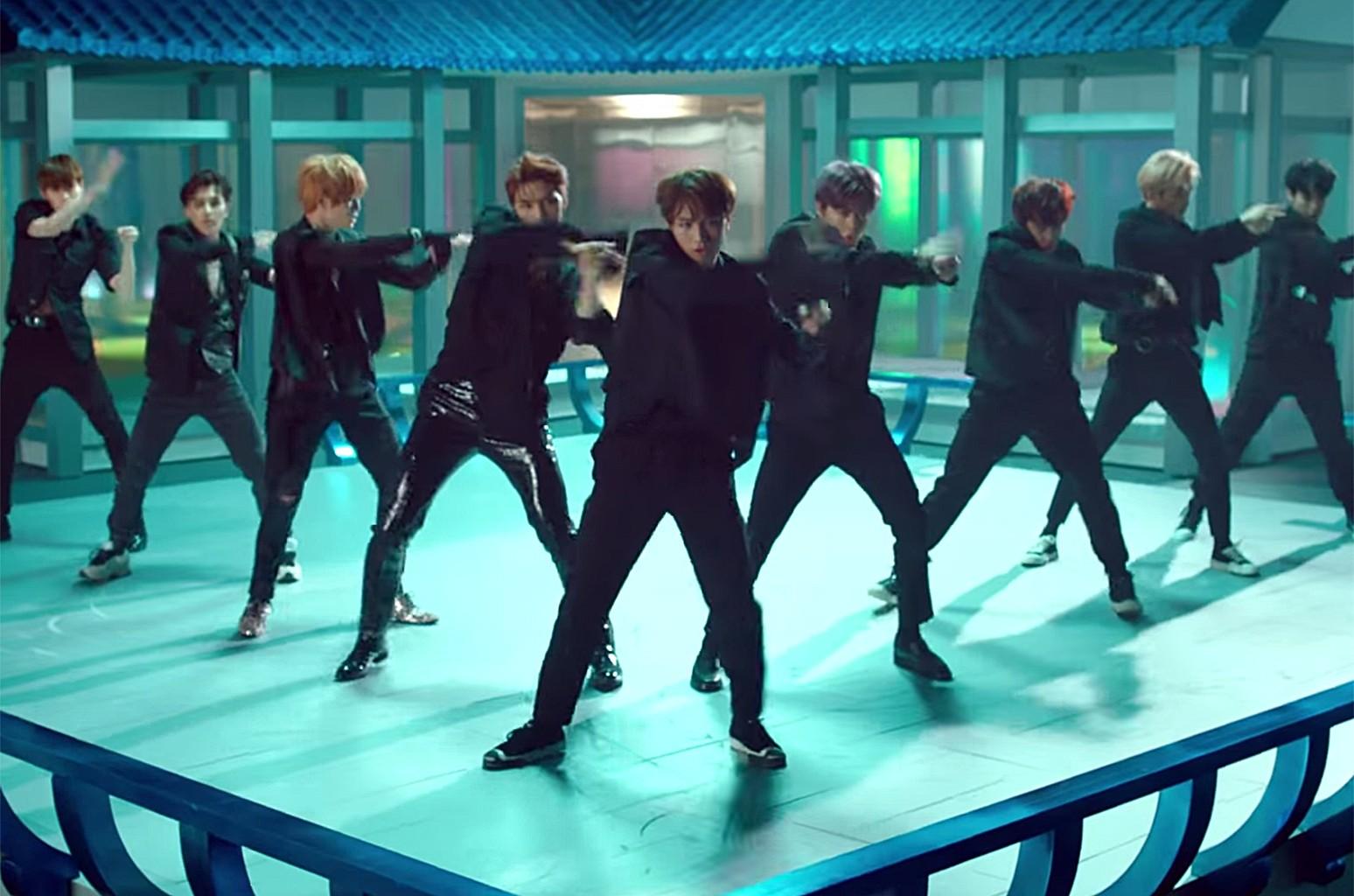 "NCT 127, ""Chain"""