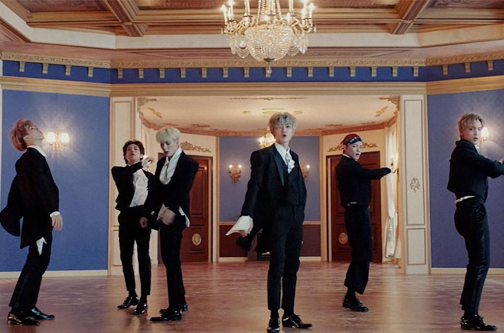 """NCT Dream, """"Boom"""""""