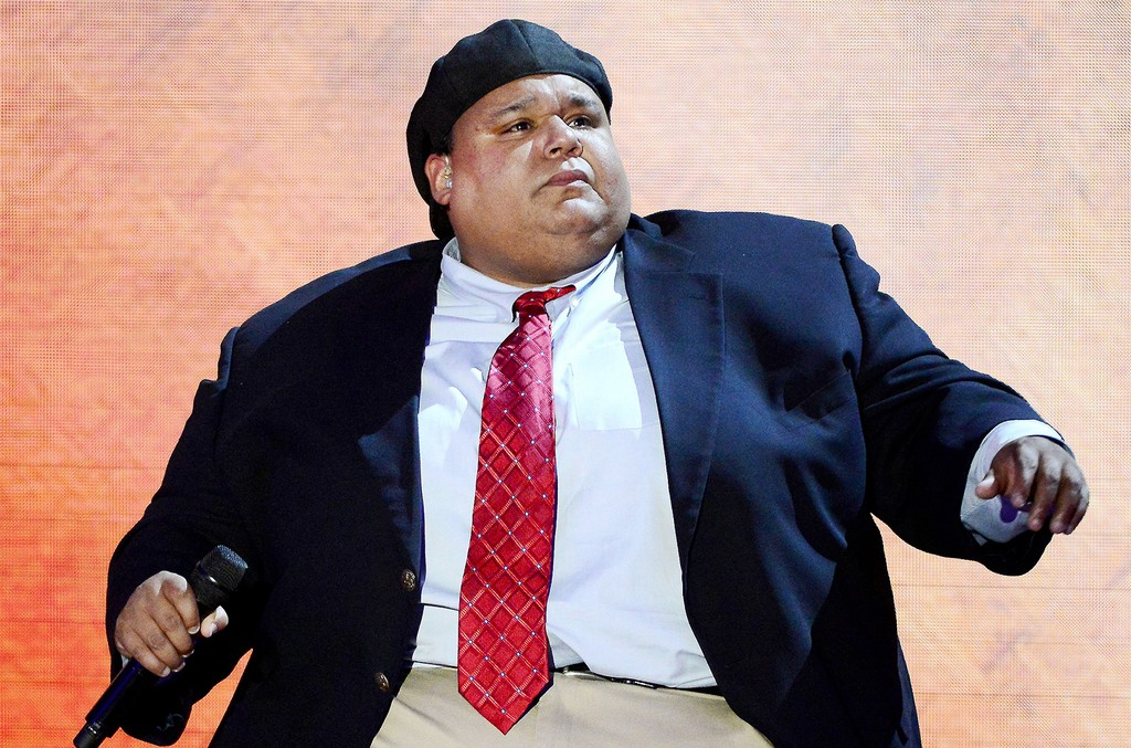 Neal E Boyd performs at the 2012 Republican National Convention on Aug. 28, 2012. in Tampa, Fla.