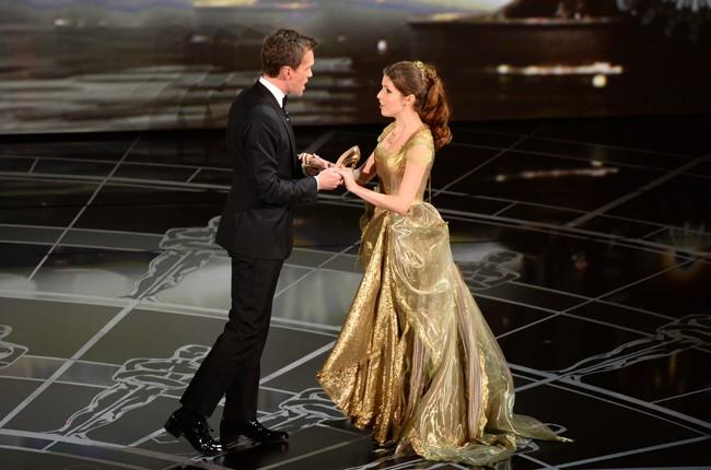 Neil Patrick Harris and Anna Kendrick Oscars 2015
