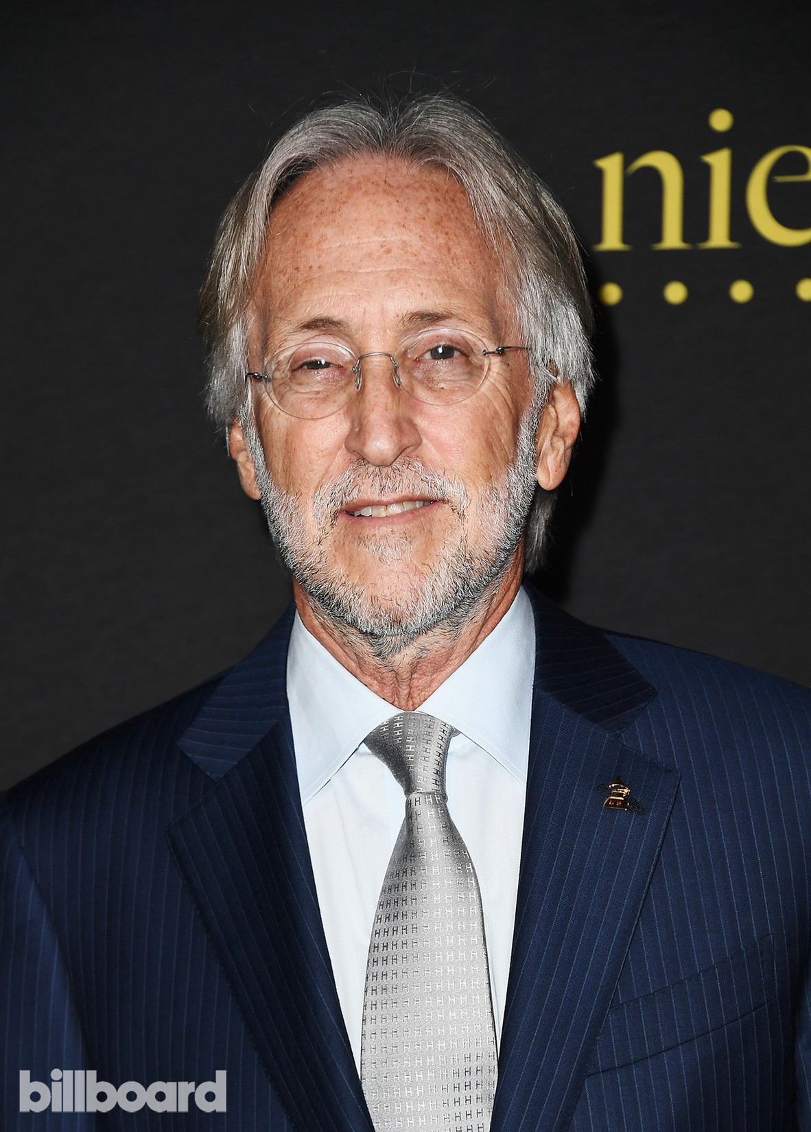 Record producer Neil Portnow attends Billboard Power 100 - Red Carpet at Cecconi's on Feb. 9, 2017 in West Hollywood, Calif.