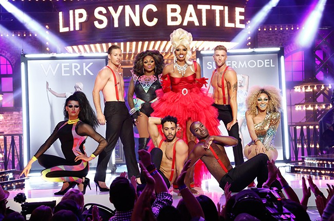 NeNe Leakes Lip Sync Battle 2016