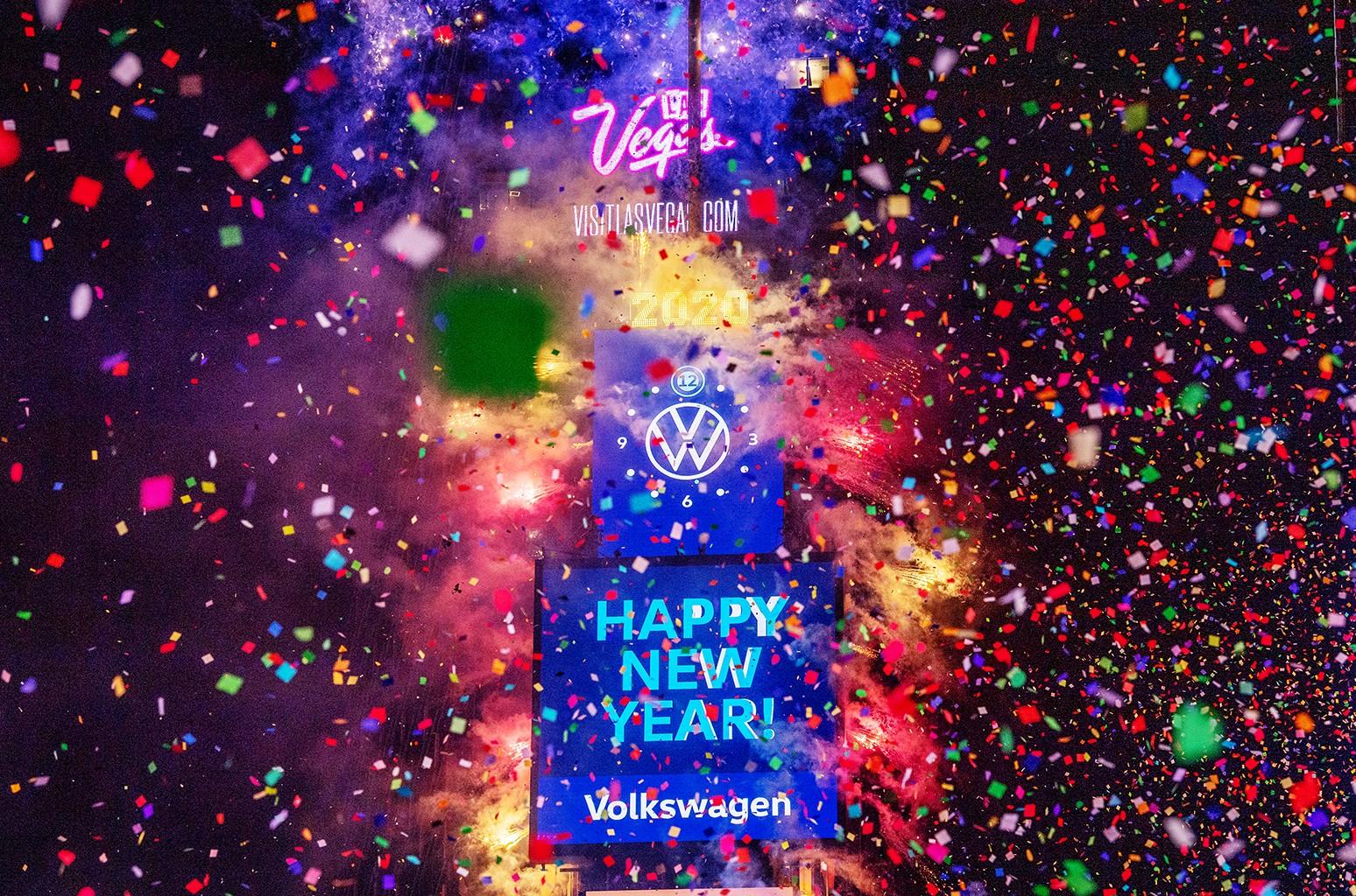 2020 New Year Celebration