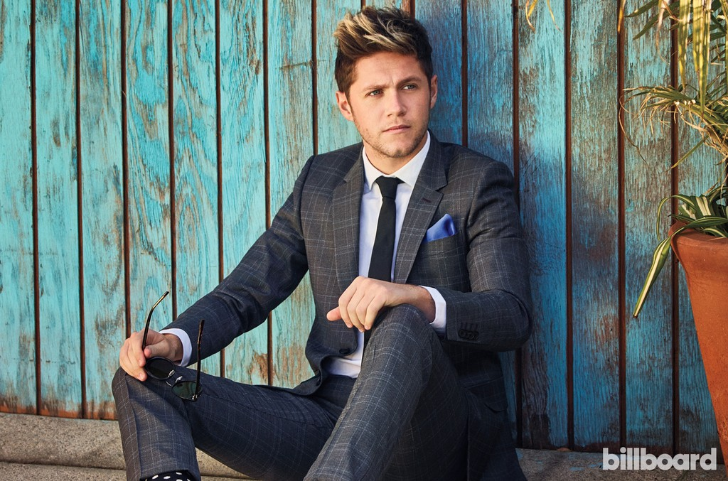 Niall Horan photographed on Dec. 2, 2016 in Los Angeles.