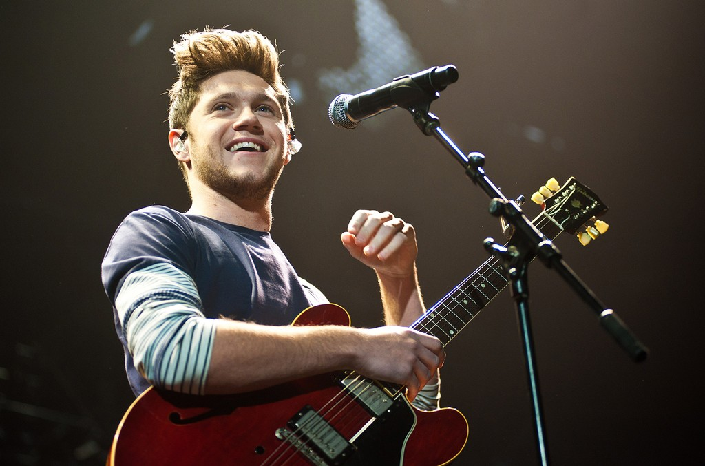 Niall Horan performs at Allstate Arena on Dec. 14, 2016 in Chicago.