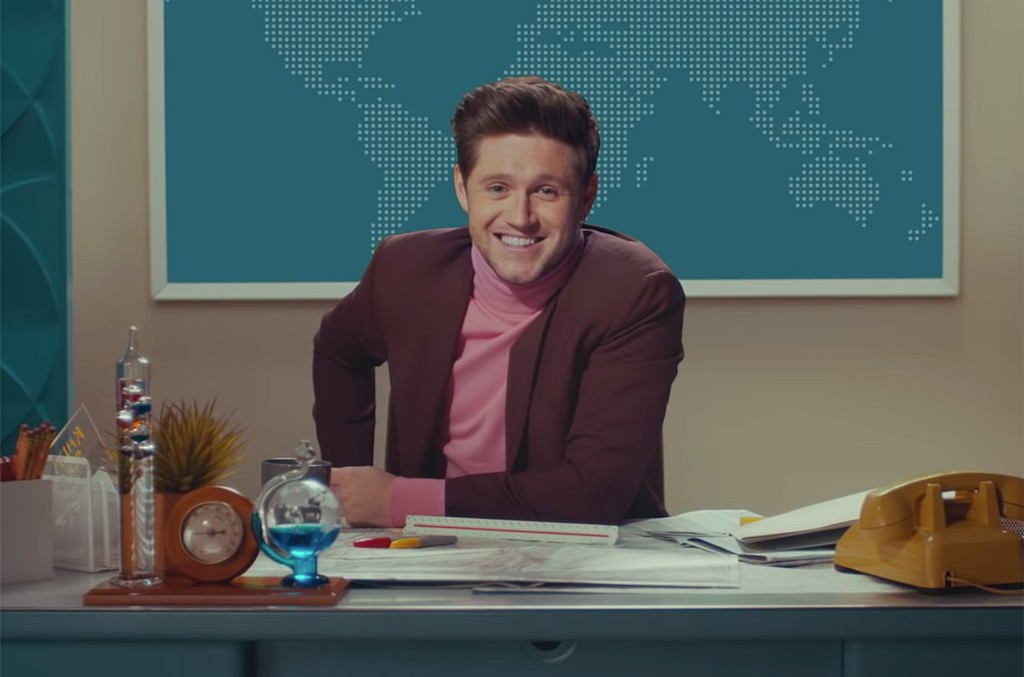 Niall Horan Delivers Heartbreak Weather Forecast Featuring Every Song Title See The Full Track List Billboard