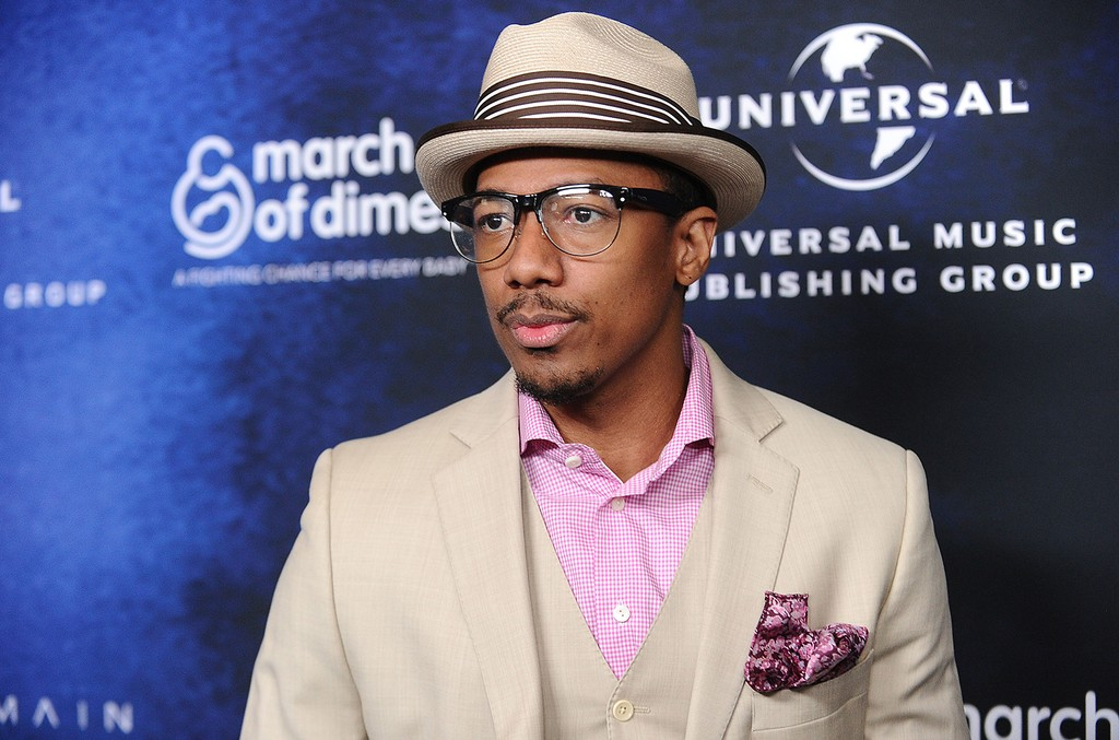 Nick Cannon in 2016