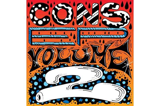 Nick Catchdubs DJ Mix of Full CONS EP
