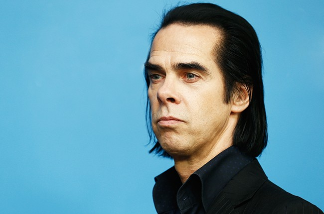Nick Cave attends the '20.000 Days on Earth' photocall during 64th Berlinale International Film Festival at Grand Hyatt Hotel on February 10, 2014 in Berlin