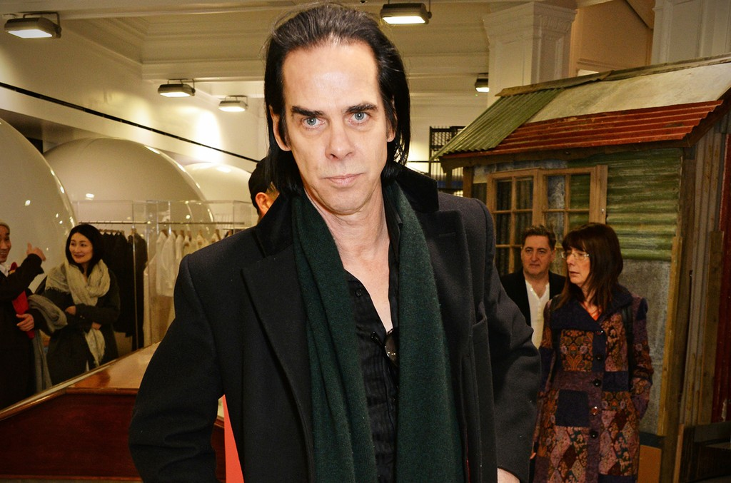 Nick Cave in London
