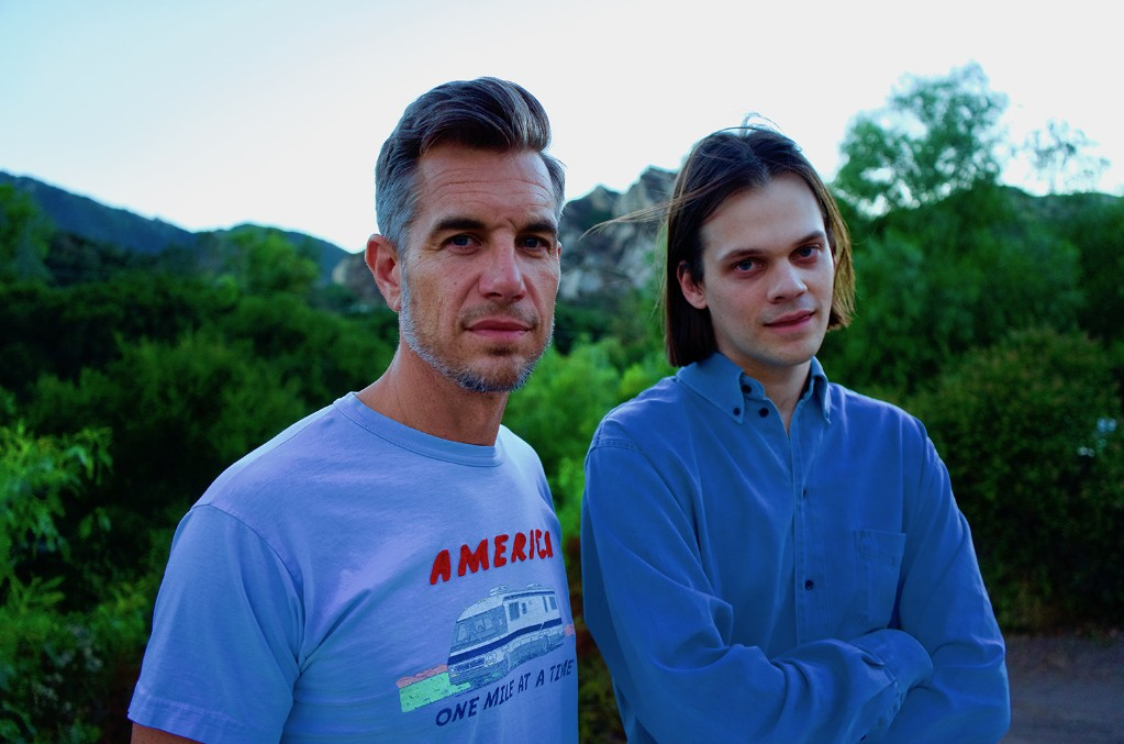Nick Hexum & George Clanton
