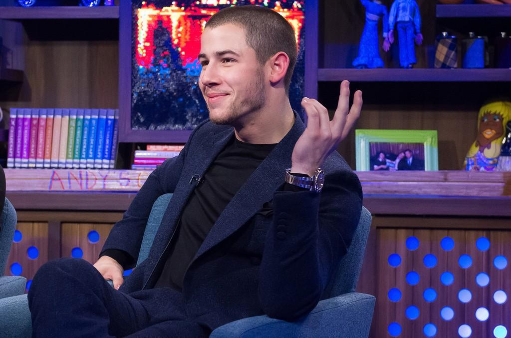 Nick Jonas on Watch What Happens Live
