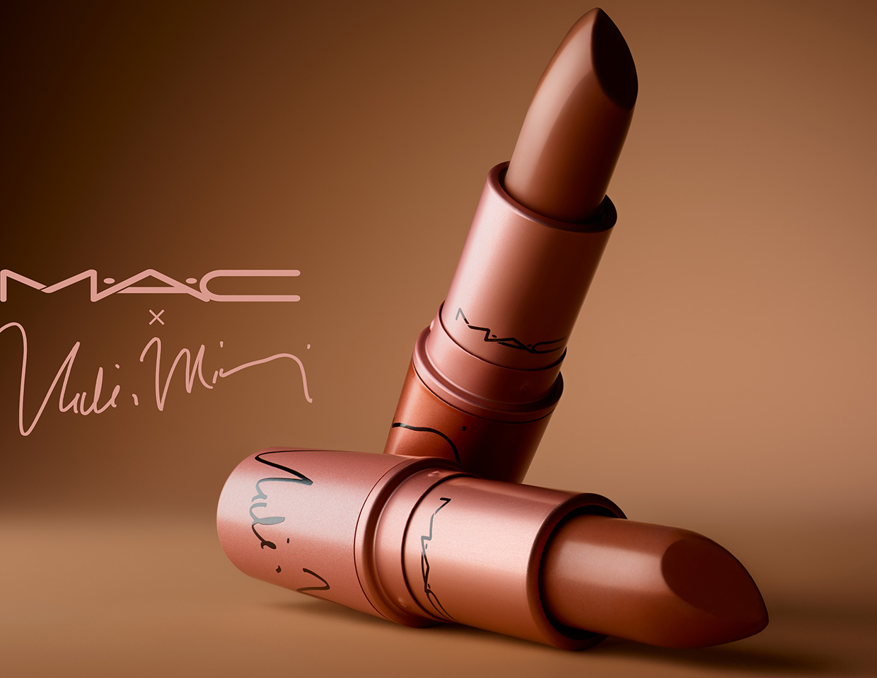 Nicki Minaj and MAC Cosmetics Are
