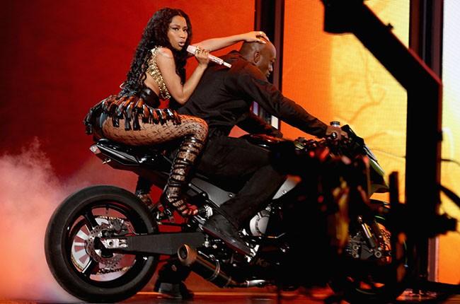 Nicki Minaj at the 2014 BET Awards