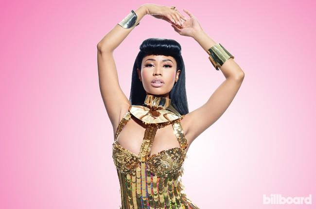 Nicki Minaj, 2014