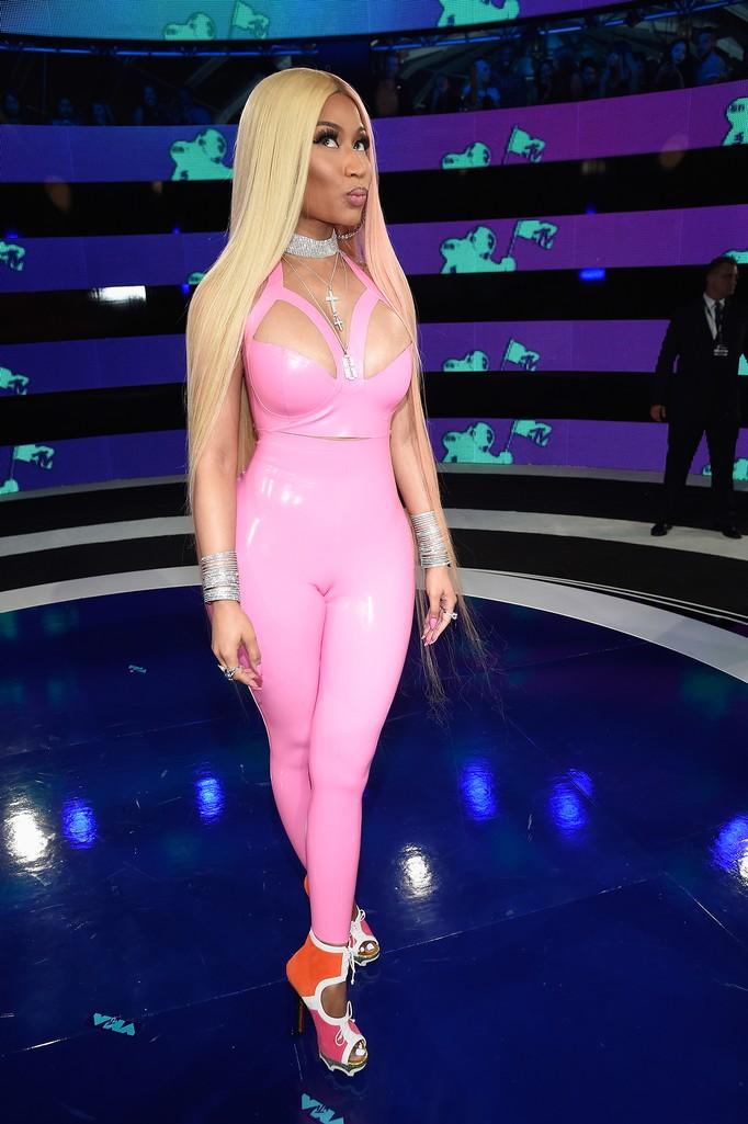 Nicki Minaj, 2017 MTV VMAs
