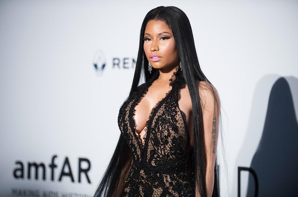 Nicki Minaj, 2017