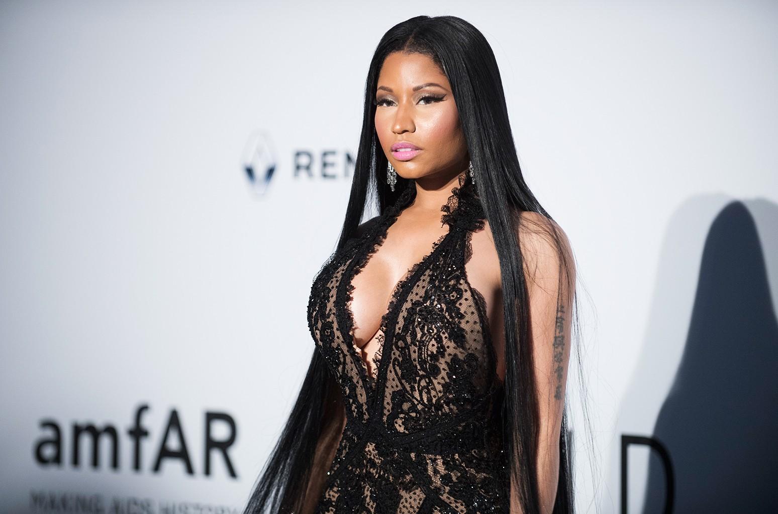 Nicki Minaj Says Kanye West's 'Monster' Almost Didn't Make ...