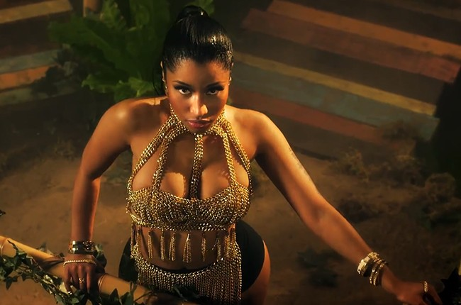 "Nicki Minaj's ""Anaconda"""