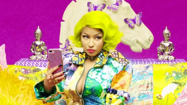 Bts Release Alternate Music Video For Idol Featuring Nicki Minaj