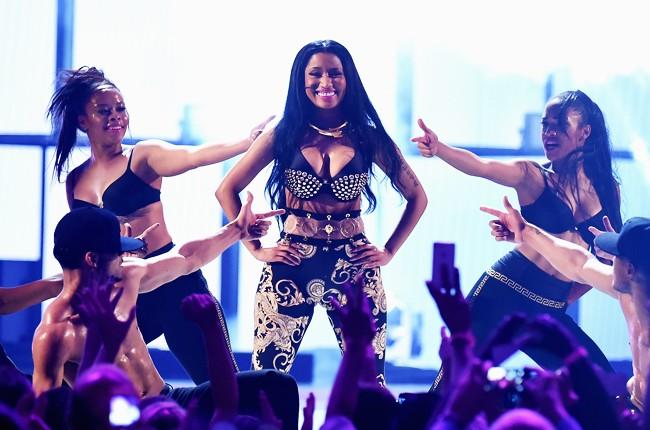 Nicki Minaj at iHeartRadio 2014