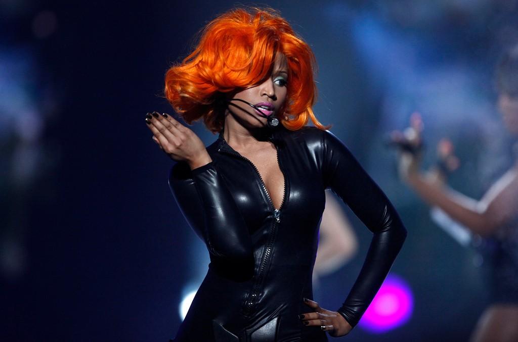 Nicki Minaj, 2010