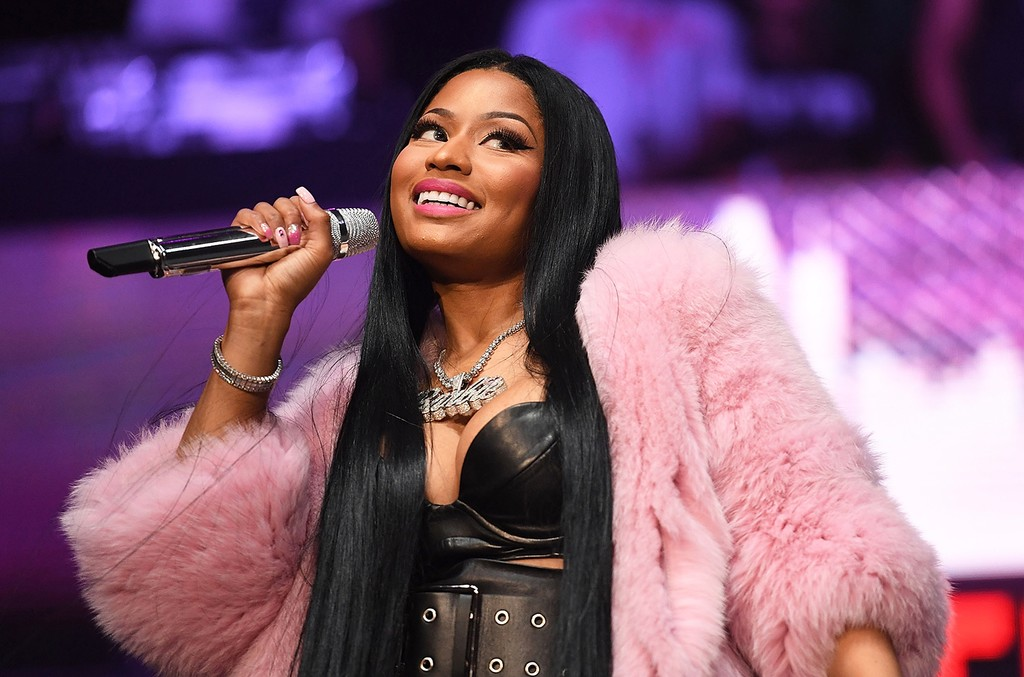 Nicki Minaj's 'Barbie Tingz' Isn't Included on Upcoming 19 ...