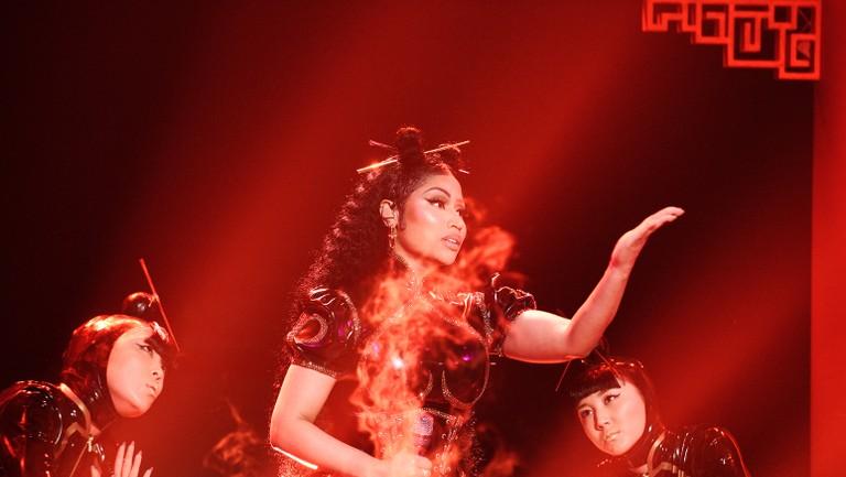 Nicki Minaj Reveals Regal Queen Album Cover Billboard