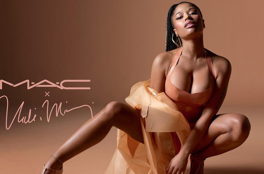 Nicki Minaj x M?A?C Cosmetics