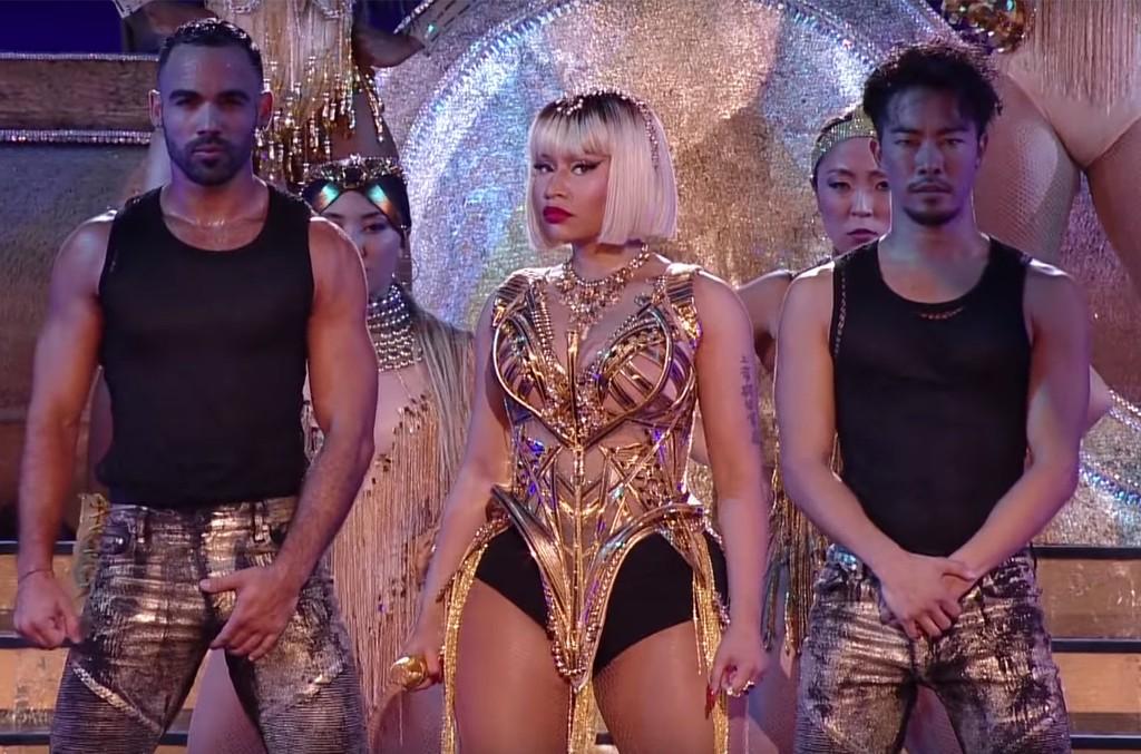 Nicki Minaj VMAs
