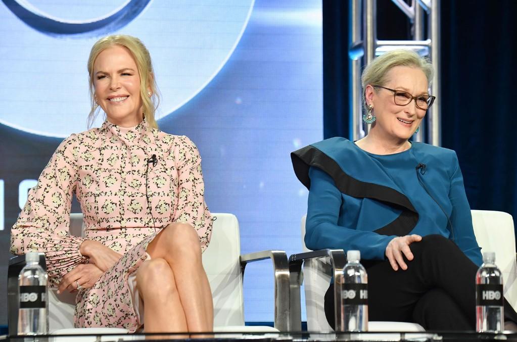 Meryl Streep Nicole Kidman