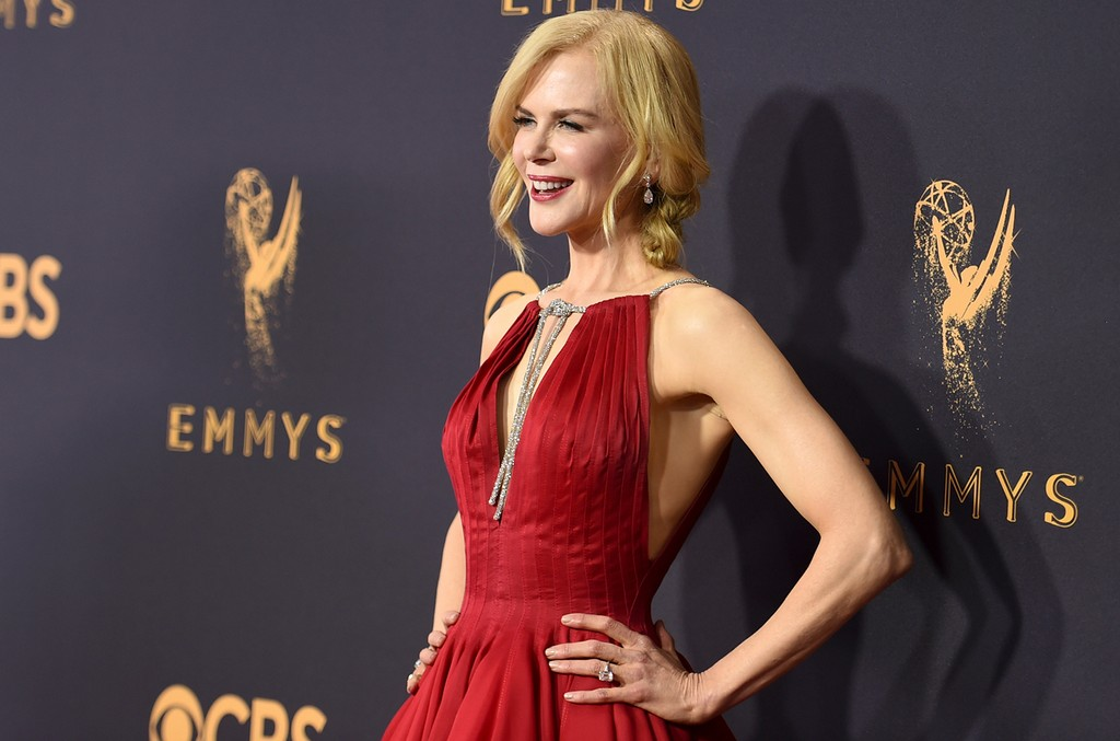 Nicole Kidman, 2017