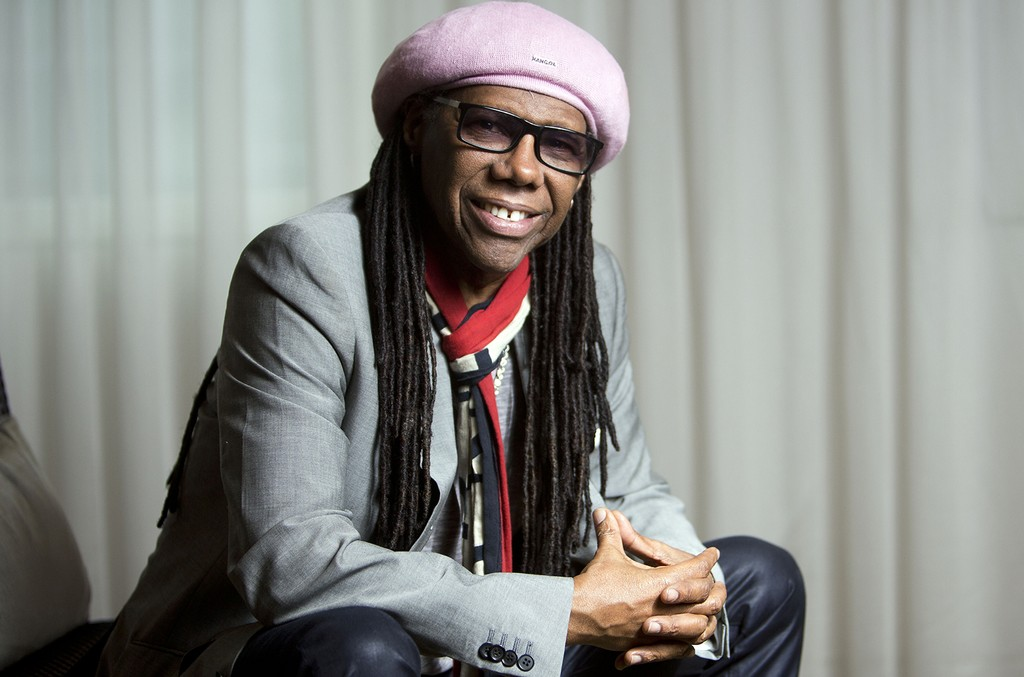 Nile Rodgers, 2015