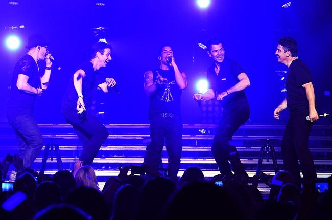 New Kids On The Block After Dark Las Vegas Concert