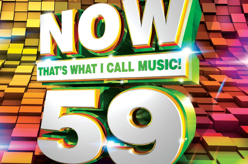 "The cover of ""Now That's What I Call Music! 59."""