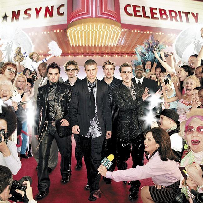'N Sync, 'Celebrity' (2001)