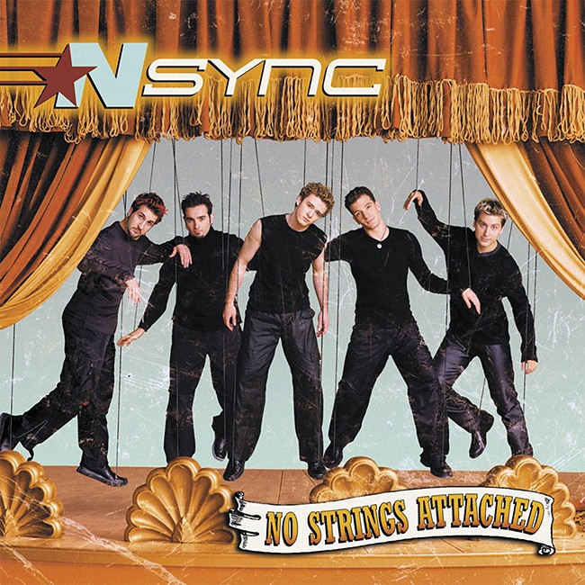 'N Sync, 'No Strings Attached' (2000)