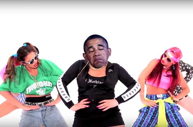 Barack Obama Justin Bieber Sorry
