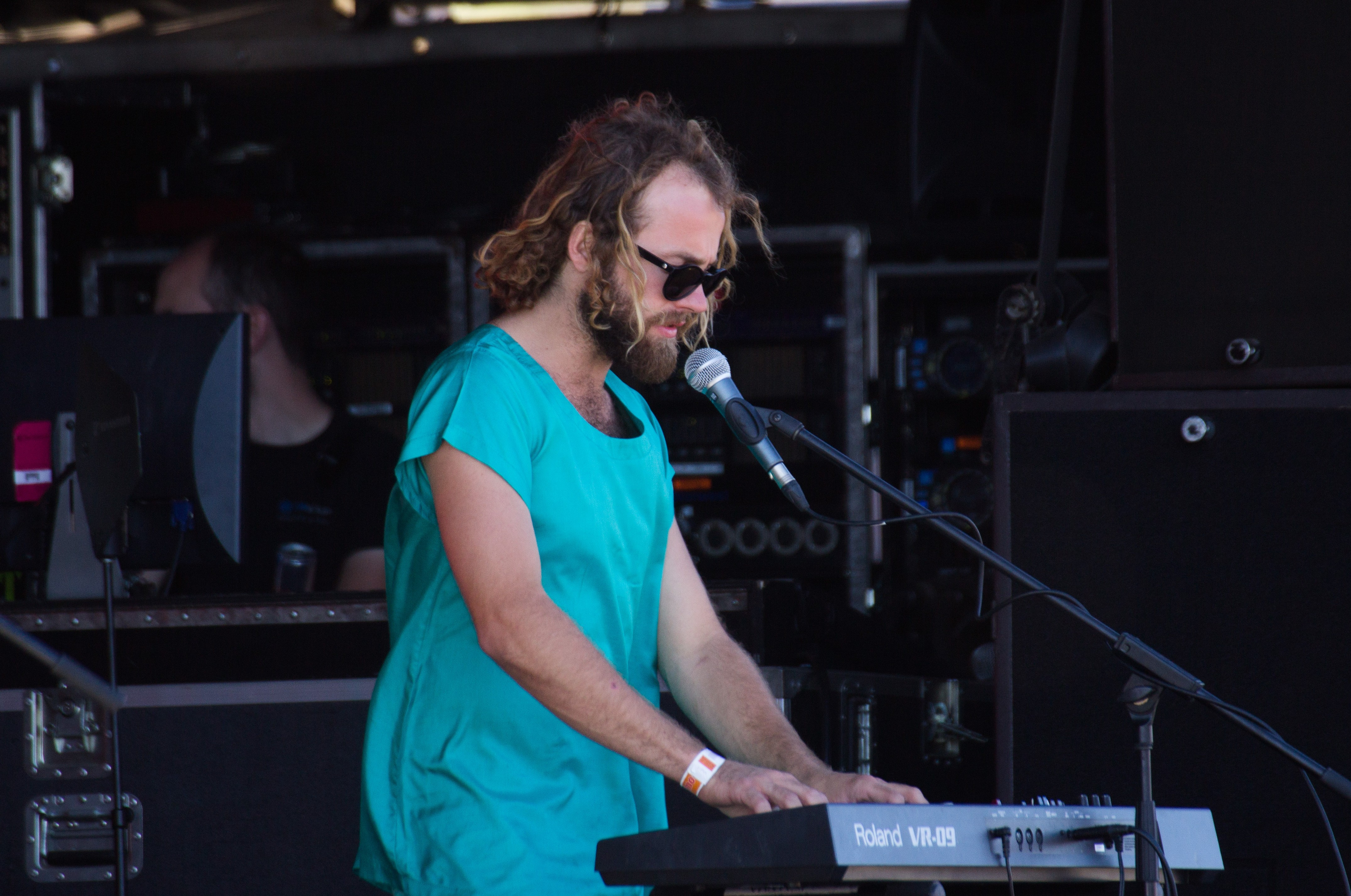 Ocean Alley perform at VANFEST 2016 on November 26, 2016 in Sydney, Australia