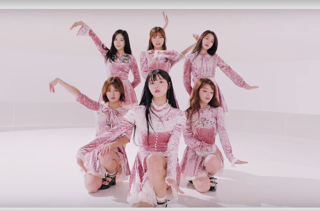 "Oh My Girl, ""Secret Garden"""