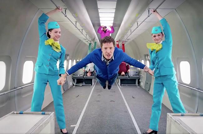 OK Go Upside Down & Inside Out