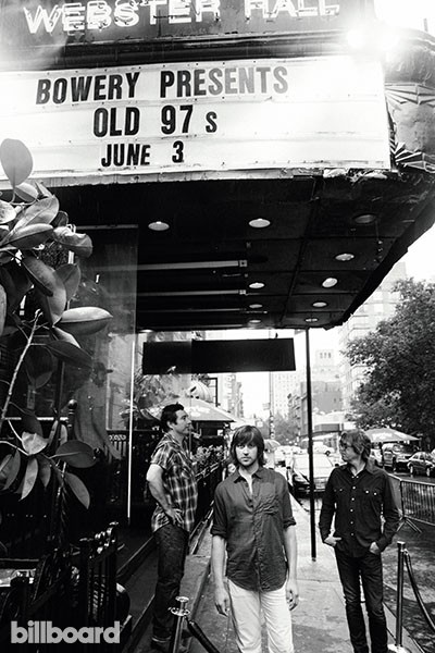 Old 97's, New York City