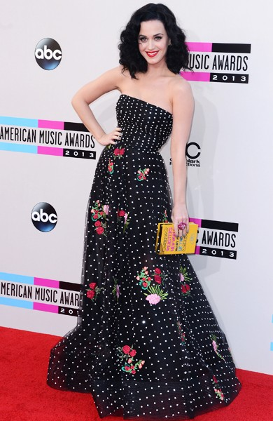 Katy Perry at the 2013 AMAs