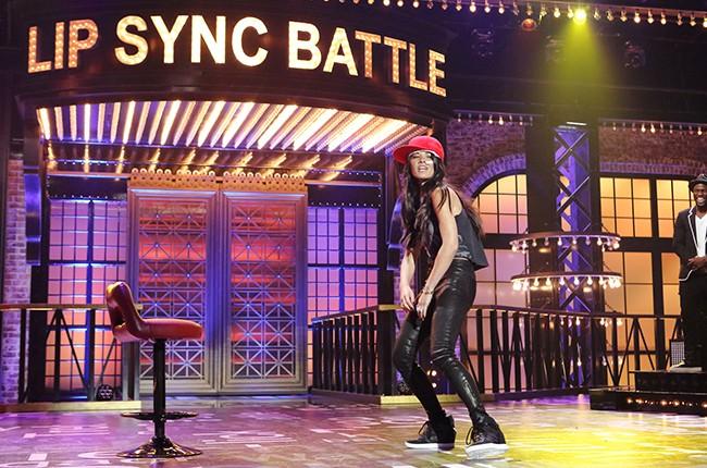 Olivia Munn Lip Sync Battle