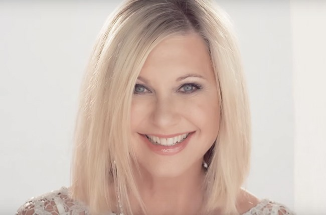 Olivia Newton-John You Have To Believe