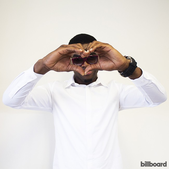 OMI visits Billboard's New York offices on July 15, 2015.