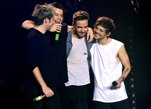 One Direction perform at Sheffield Arena
