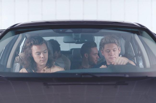 One Direction Honda Civic