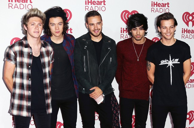 One Direction at iHeartRadio 2014