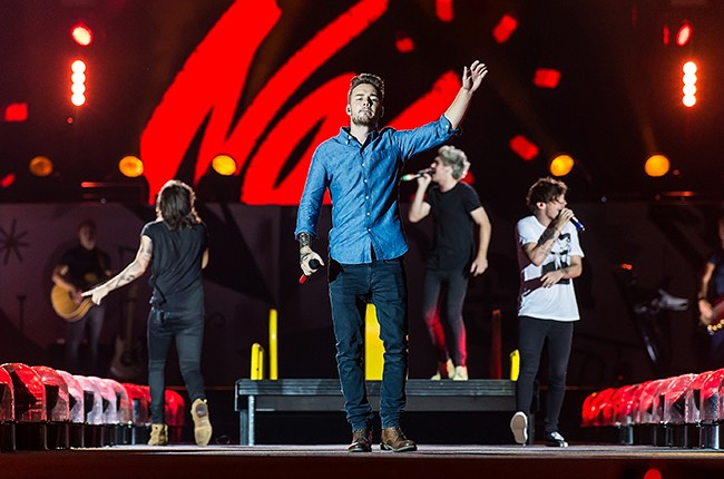 One Direction 2015